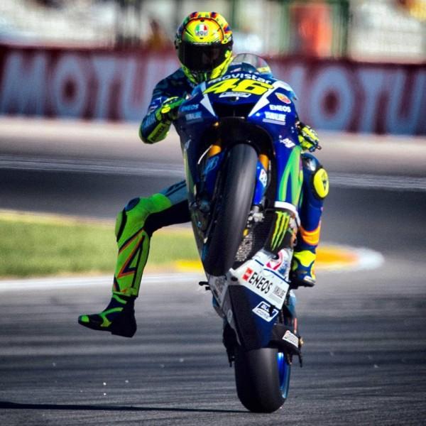 MOTO GP 2015 VALENCIA - VALENTINO ROSSI