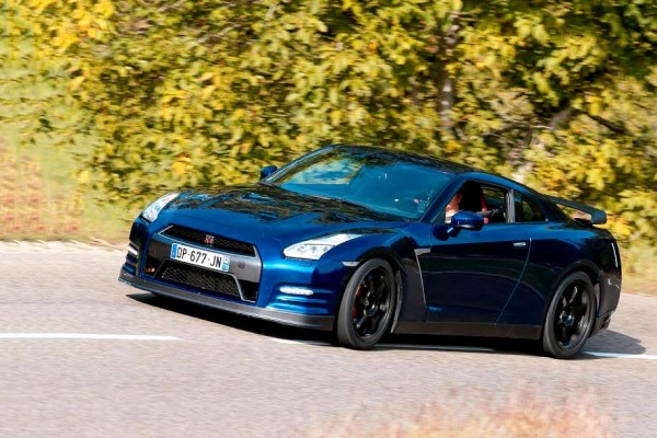 NISSAN GT-R Track Edition - Photo Alain RAGU