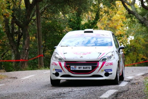 RALLYE-DU-VAR-2015-SOPHIE-LAURENT-Photo-Jean-Francois-THIRY