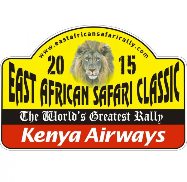 SAFARI KENYA 2015 LOGO