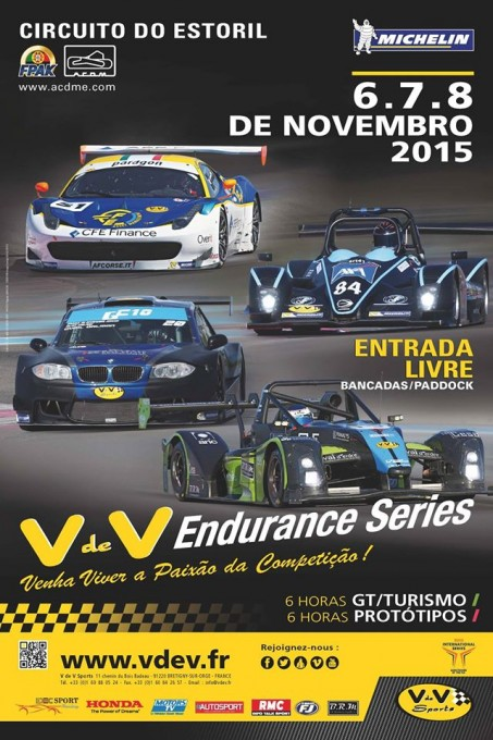 VdeV 2015 ESTORIL Affiche