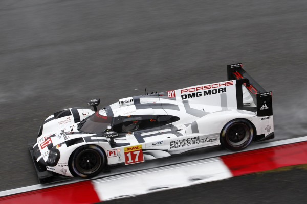 WEC 2015 A SHANGHAI victoire ce 1er novembre de la Porsche 919 Hybrid de Timo Bernhard, Brendon Hartley, Mark Webber