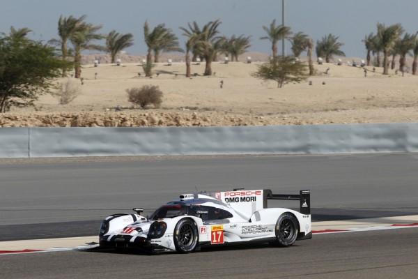 WEC-2015-BAHREIN-ROOKIE-TEST-Dimanche-22-Novembre-Porsche-919-Hybrid -Juan Pablo MONTOYA