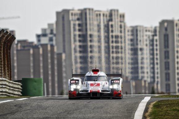 WEC 2015 SHANGHAI -AUDI R18 e-tron quattro N°7