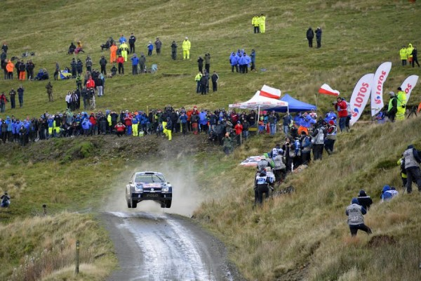 Sébastien Ogier (F), Julien Ingrassia (F)Volkswagen Polo R WRC (2015)WRC Rally Great Britain 2015
