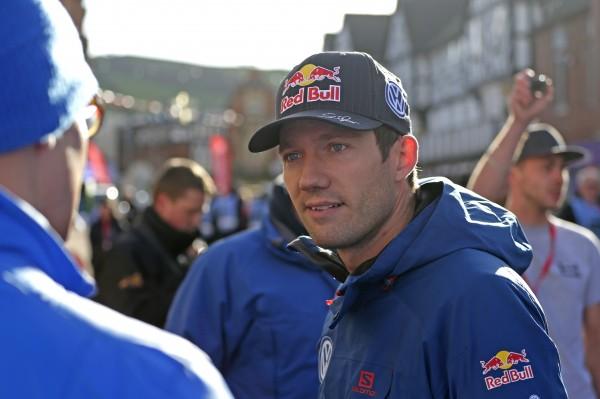 WRC 2015 WALES GB RALLY - Seb OGIER.
