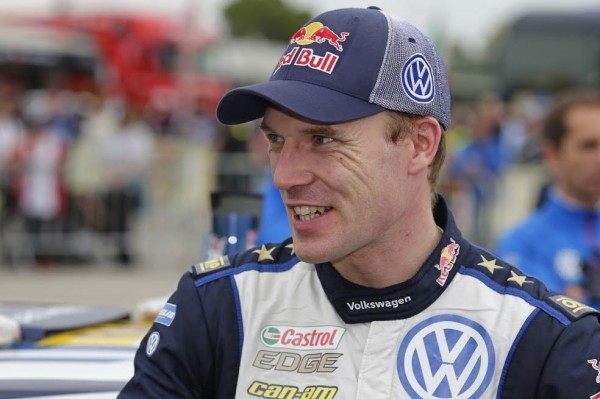 WRC 2015 WALES GB - Team VW POLO WRC -JARI MATTI LATVALA-