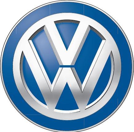 WRC LOGO VW