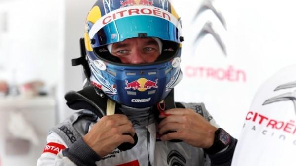 LOEB Sebastien Citroen C Elysee Citroen racing