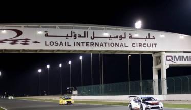 WTCC 2015  LOSAIL au QATAR - JOSE MARIA LOPEZ ---
