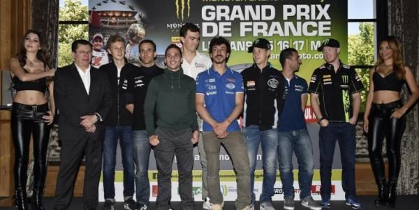 JACQUES BOLLE ET LES PILOTES FRANÇAIS DE GP 2015