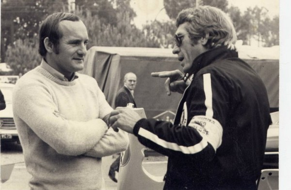 MIKE HAILWOOD ET STEVE MC QUEEN