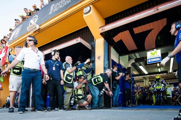 MOTO GP 2015 VALENCIA -Valentino ROSSI