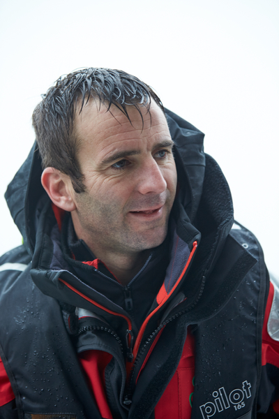 LE MANS PASSION SHARE Romain DUMAS sur le TRIMARAN ACTUAL
