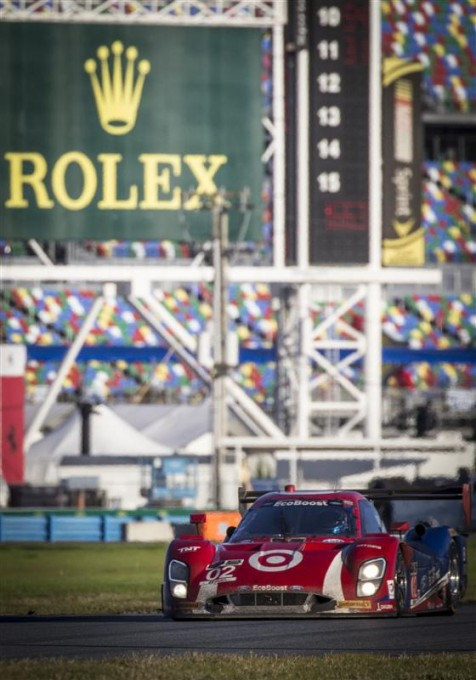 24 HEURES DAYTONA 2015 - RILEY FORD du CHIP GANASSI