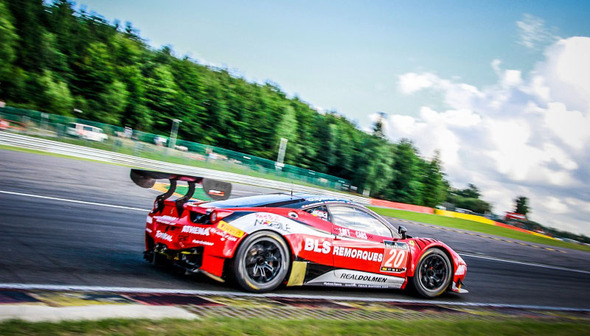 24-HEURES-DE-SPA-2013-FERRARI-F458-Italia-Team-SOFRV-ASP-Photo-HECQ.