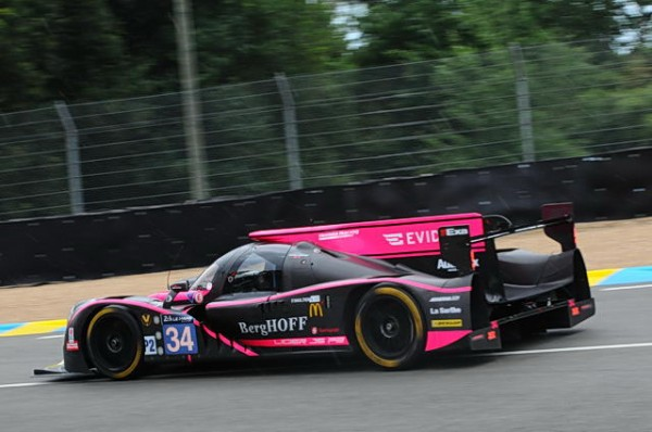 24-HEURES du MANS-2015-LIGIER JSP2-OAK Racing-N°34-Photo Patric -MARTINOLI