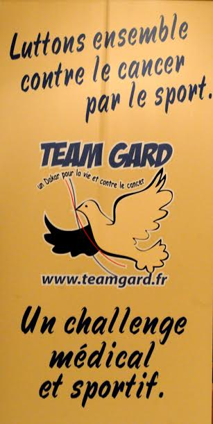 AFRICA RACE 2016 Le Team GARD