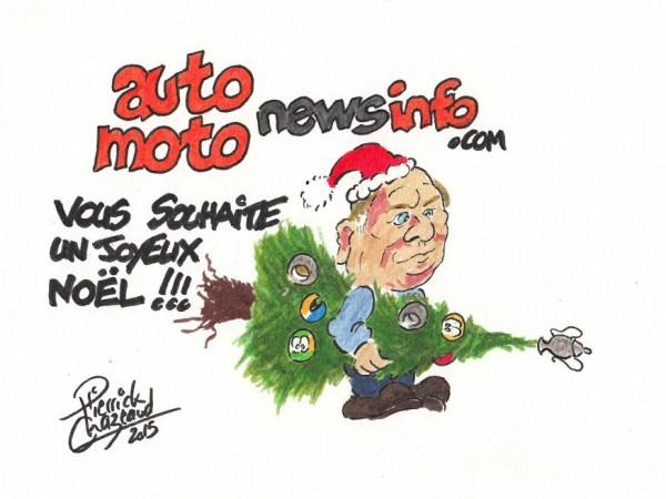 CARTE DE NOEL AUTONEWSINFO 2015