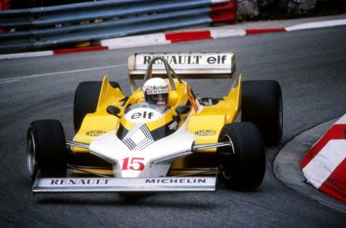 F1-1981-GP-de-MONACO-la-RENAULT-Alain-PROST-Photo-Bernard-BAKALIAN.