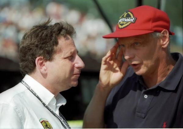 F1-1995-Jean-TODT-Niki-LAUDA-ont-persuadé-di-Montezemolo-dengager-Schumacher-©-Manfred-GIET
