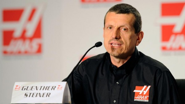 F1 2016 TEAM HAAS - Gunther STEINER Team principal