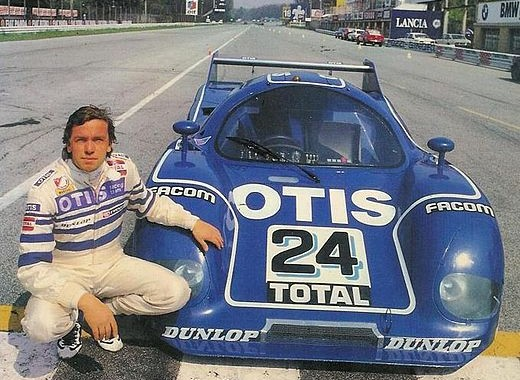Jean RONDEAU  aux 1000 Kilométres de MONZA en 1982
