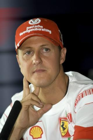 MICHAEL SCHUMACHER - photo Bernard BAKALIAN