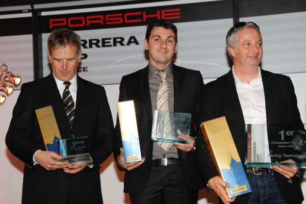 PORSCHE-CUP-2015-Remise-des-Prix-Les-3-premiers-TEAMS-Racing-Technoogy-Almeras-et-Seb-Loeb-Racing-Photo-Thierry-COULIBALY-