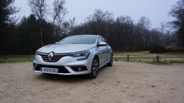 RENAULT MEGANE -Photo : autonewsinfo