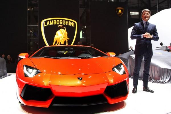 STEFAN-WINKELMANN Président des automobiles LAMBORGHINI depuis 2005