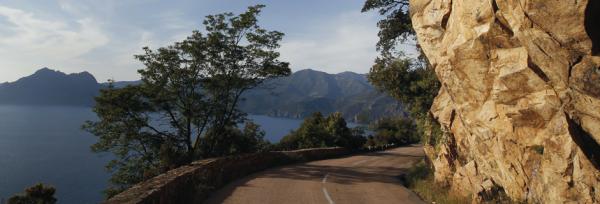 WRC 2015 TOUR DE CORSE Des payages uniques et exceptionnels.