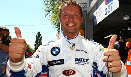 WTCC-Pau-Andy-priaulx-pole.