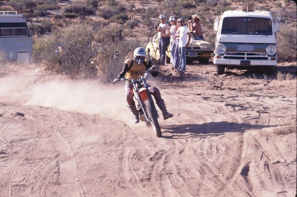 LA BAJA 1000 EN 1978
