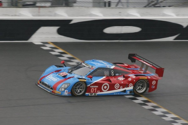 24 HEURES DAYTONA 2016 La RILEY FORD DP du CHIP GANASSI