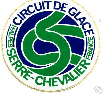 Circuit de glace de SERRE CHEVALIER logo