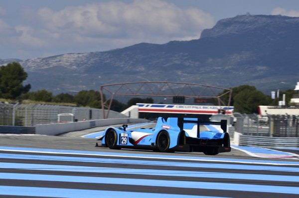 ELMS 2015 PAUL RICARD - MORGAN NISSAN Team PEGASUS Photo Max MALKA.