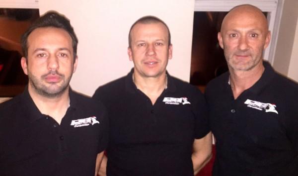 ELMS 2016 - Team PANIS-BARTHEZ - Renaud DERLOT- Olivier PANIS- Fabien BARTHEZ