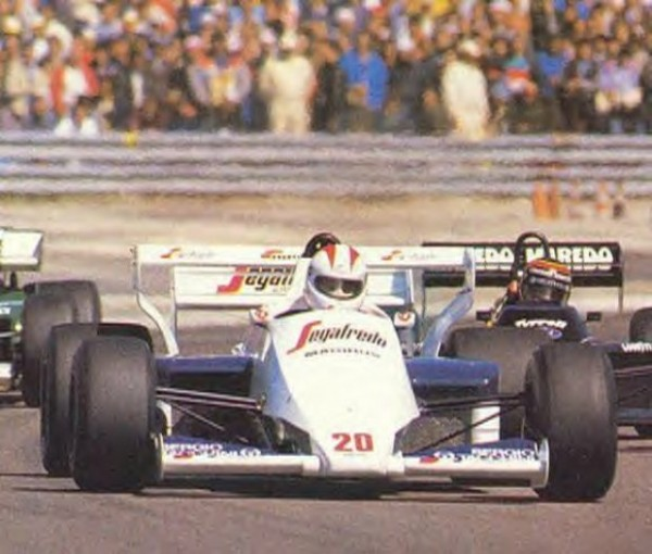 F1-1984-TOLEMAN-HART-de-JOHNNY-CECOTTO