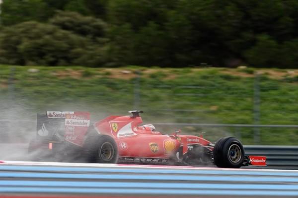 F1-2016-Essais-au-PAUL-RICARD-le-lundi-25-janvier-2016-La-FERRARI-avec-KIMI-RÄIKKONEN-Photo-Antoine-CAMBLOR
