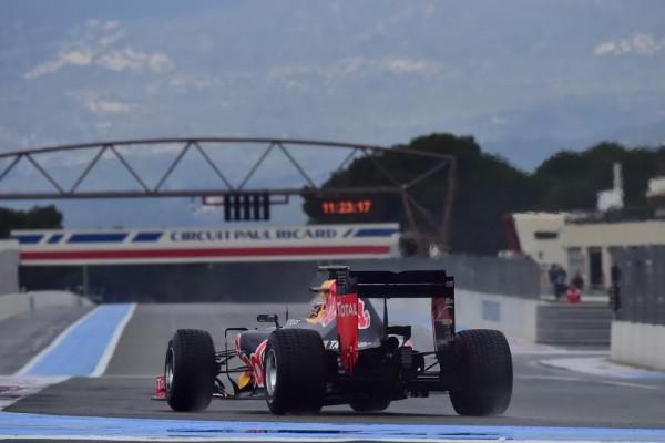 F1 - GP de France: Une prévente mardi