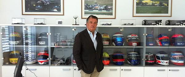 F1 GIANCARLO MINARDI.