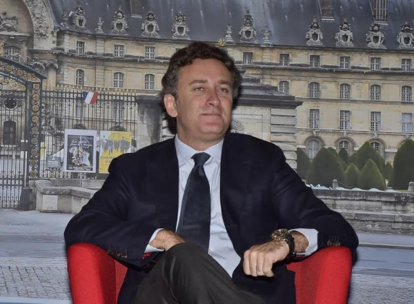 FORMULA-E-GP-de-PARIS-2016-Alejandro-AGAG-Hotel-de-Ville-de-PARIS-Mercredi-13-janvier-Photo-Max-MALKA