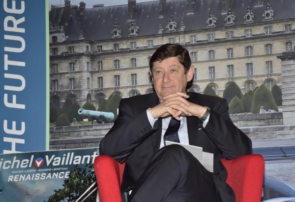 FORMULA-E-GP-de-PARIS-2016-Patrick-KANNER-Ministre-des-Sports-Hotel-de-Ville-de-PARIS-Mercredi-13-janvier-Photo-Max-MALKA