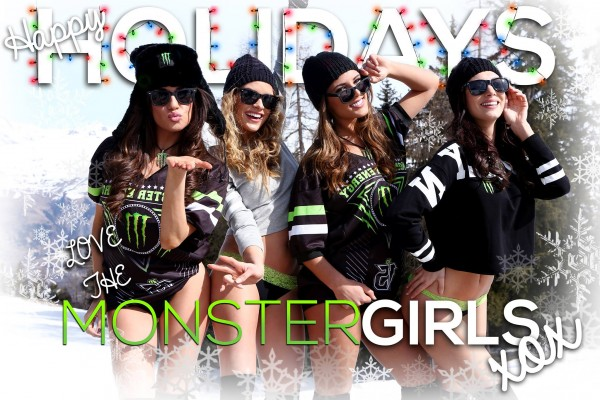 GRID GIRLS MONSTER -----
