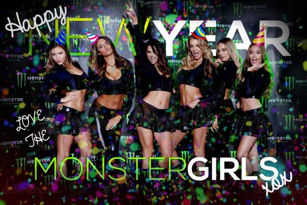 GRID GIRLS MONSTER -
