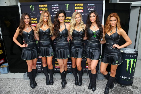 GRID GIRLS MONSTER 2016 -- --