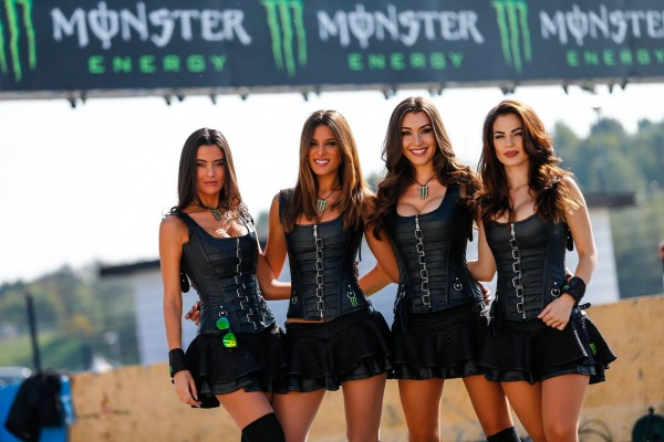 GRID GIRLS MONSTER 2016 - --- ----
