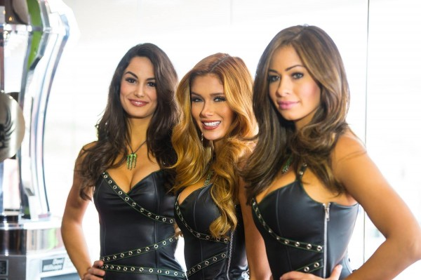 GRID GIRLS MONSTER 2016 -- -----