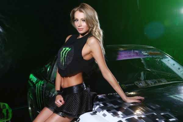 GRID GIRLS MONSTER 2016 - - -- ---
